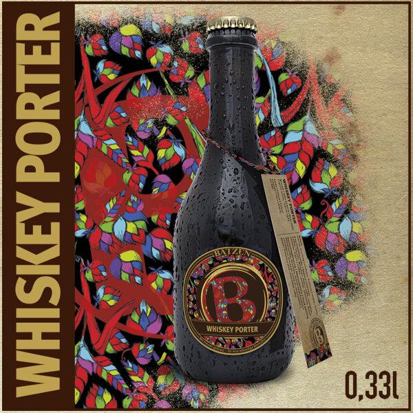 Batzen Whiskey Porter