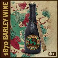 Batzen Barley Wine 1870